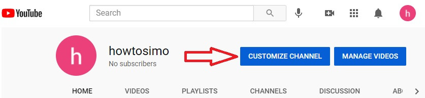 how to make youtube channel change youtube channel name